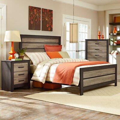 Henson Panel Bed