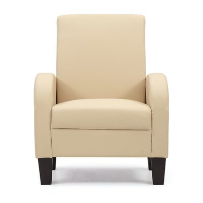 Tiff Occasional Armchair Color: Beige