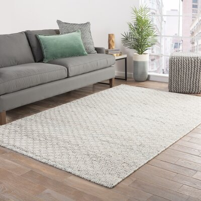 Vandenberg Brown Tone-on-Tone Area Rug Rug Size: 8 x 10