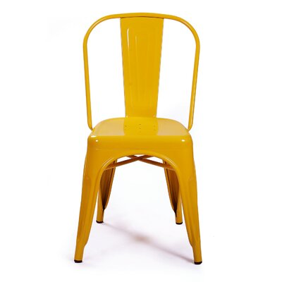 Struble Side Chair Finish: Yellow