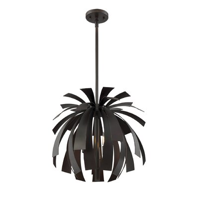 Balbuena 3-Light Geometric Pendant