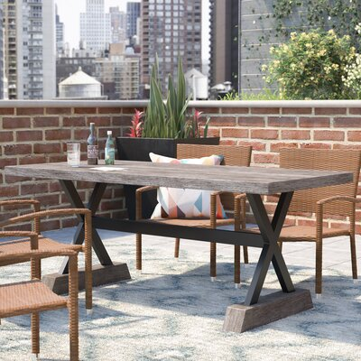 Cadiz Picnic Table Finish: Grey