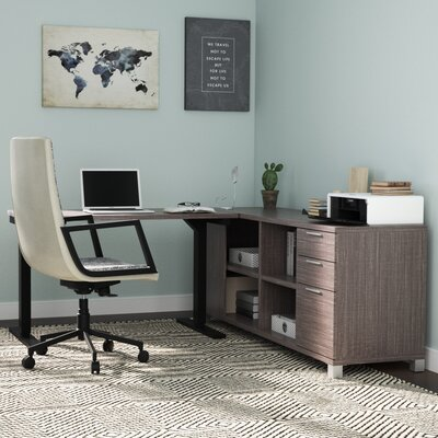 Ariana L-Shape Desk Office Suite MCRR6663 29017034