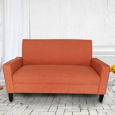 Ariadne Sofa Upholstery: Orange