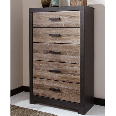 Arjun 5 Drawer Chest