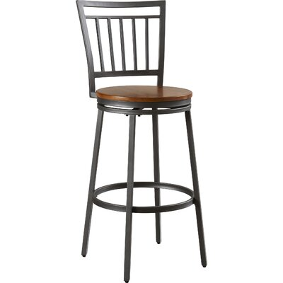 Aquirre 30 Swivel Bar Stool