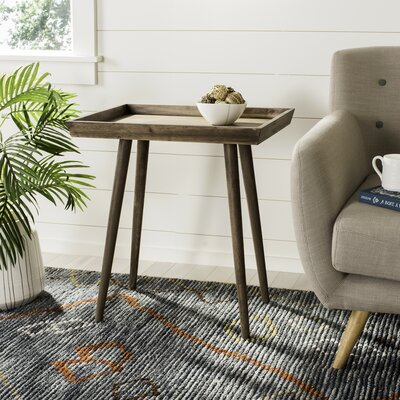 Bulger Tray End Table Finish: Dessert Brown