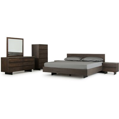 Posada Platform Bed Size: Eastern King