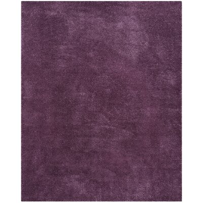 Slayton Purple Area Rug Rug Size: Rectangle 8 x 10