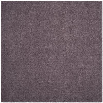 Blackstock Violet Area Rug Rug Size: Square 67