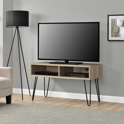 Casady 42 TV Stand Finish: Rustic Oak