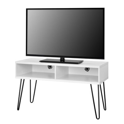 Casady 42 TV Stand Finish: White