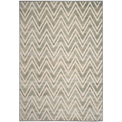 Gabbro Gray Area Rug Rug Size: Rectangle 8 x 10