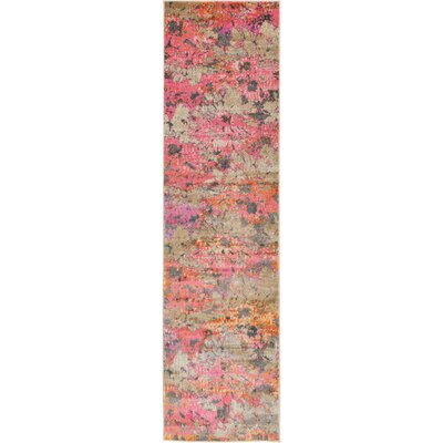 Cherry Street Area Rug Rug Size: Runner 27 x 10