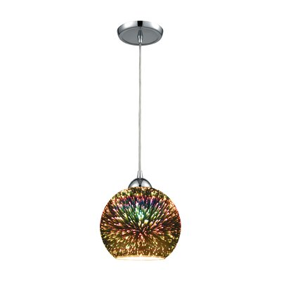 Colophon 1-Light Mini Pendant