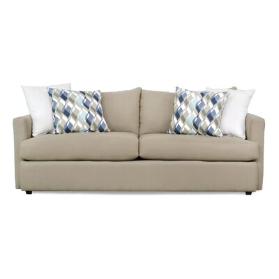 Mckenzie Sofa Upholstery: Dyed Solid Kelp / Finley Awendela