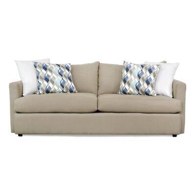 Mckenzie Sofa Upholstery: Dyed Solid Kelp / Big Sir / Finley Awendela