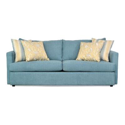 Mckenzie Sofa Upholstery: Zenith 602 / Bedell Tiffany / Clooney Golden