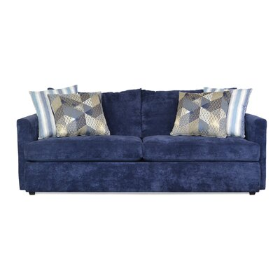 Mckenzie Sofa Upholstery: Hearth Midnight / Bedell Icicile / Silicon Icicle