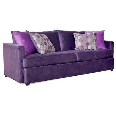Mckenzie Sofa Upholstery: Liberty Aubergine / Mallorca Fig