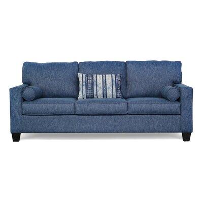 Doering Sofa Upholstery: Chrono 608 / Kokorda Indigo