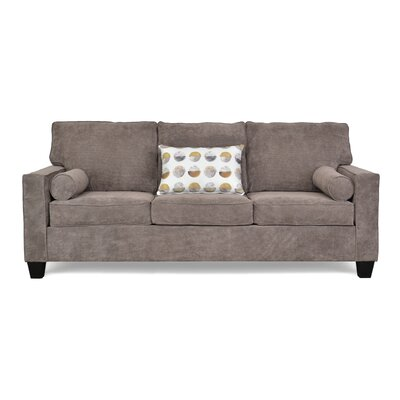 Doering Sofa Upholstery: Sorrento 100 / Mandela Mineral Kaye