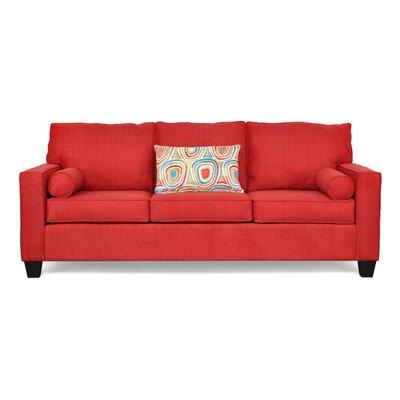 Doering Sofa Upholstery: Zenith 202 / Freefall Crayola