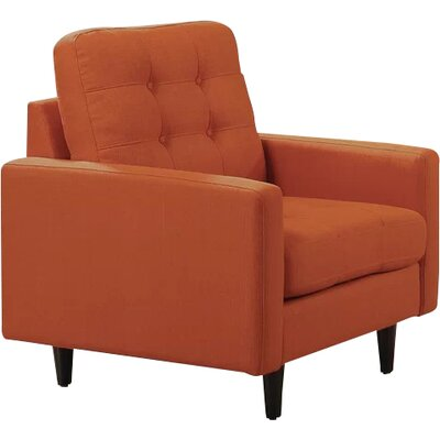 Efimov Armchair Upholstery: Orange