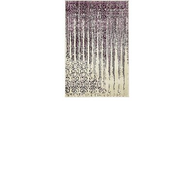 Dungan Purple Area Rug Rug Size: Rectangle 22 x 3