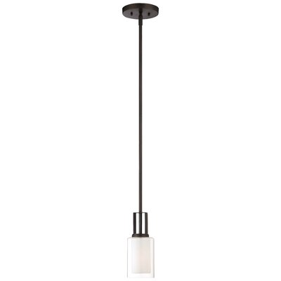 Bensenville 1-Light Metal Mini Pendant
