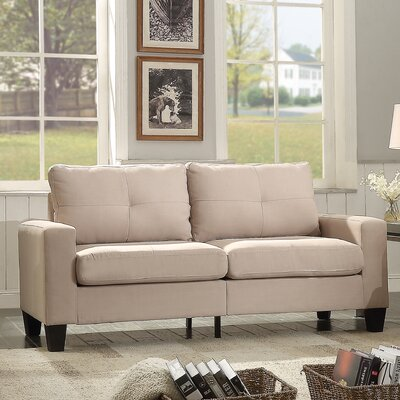Tiff Modern Sofa Finish: Beige