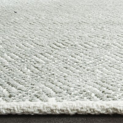 Arbuckle Gray Area Rug Rug Size: Rectangle 5 x 8