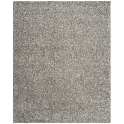 Arce Silver Area Rug Rug Size: Rectangle 8 x 10