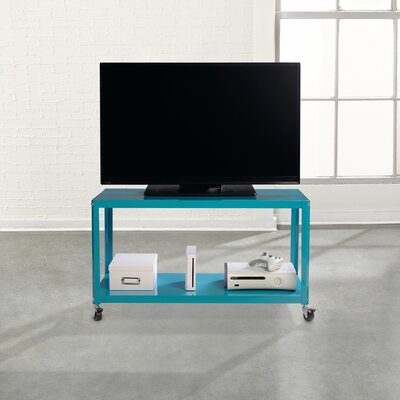 Taurus 36 TV Stand Color: Peacock Blue