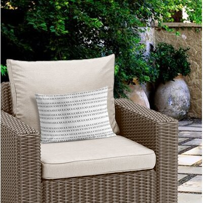 Dufferin Outdoor Lumbar Pillow
