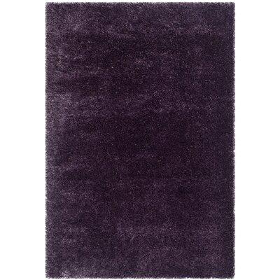 Virgo Lavender Area Rug Rug Size: Rectangle 51 x 76