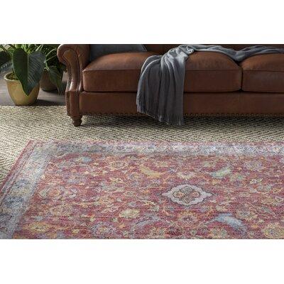 Norcross Hand-Woven Tan Area Rug Rug Size: Rectangle 76 x 96