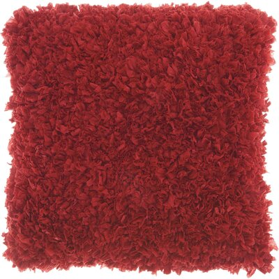 Bresnahan Throw Pillow Color: Deep Red