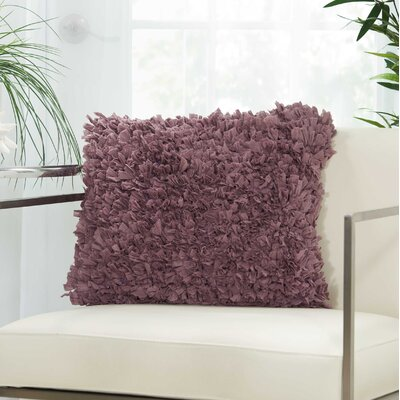 Bresnahan Throw Pillow Color: Lavender