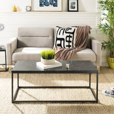 Buller Coffee Table Base Color: Black