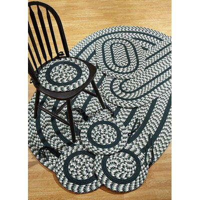 Crescent 7 Piece Hunter Indoor/Outdoor Area Rug Set