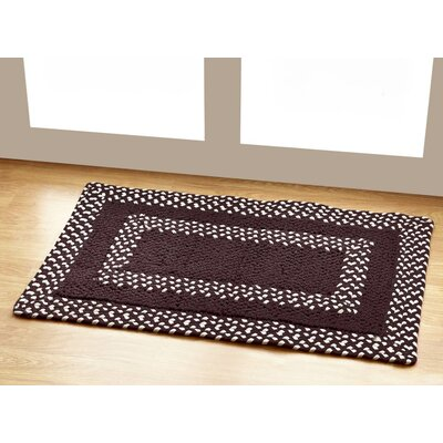 Hercules Burgundy Indoor/Outdoor Area Rug