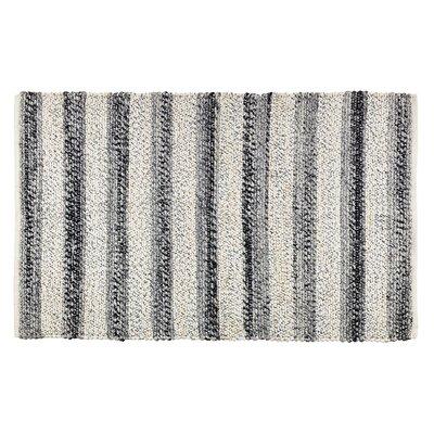 Hamelin Black/Ivory Indoor/Outdoor Area Rug