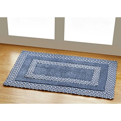 Hercules Blue Indoor/Outdoor Area Rug