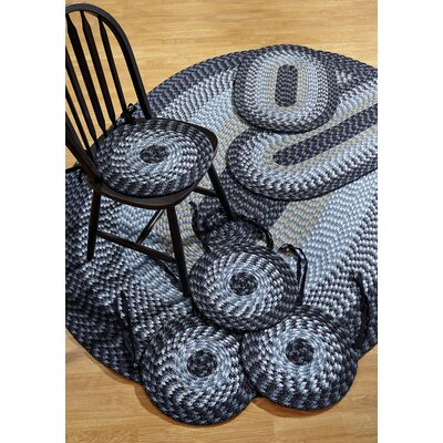 Fontenay 7 Piece Navy Indoor/Outdoor Area Rug Set