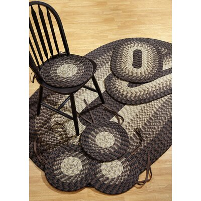 Fontenay 7 Piece Chocolate Indoor/Outdoor Area Rug Set
