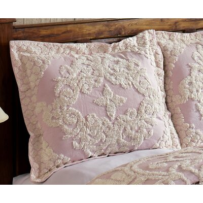 Baremeadow Sham Color: Pink