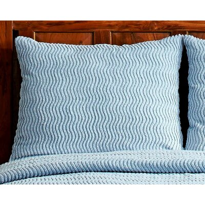 Patchett Sham Color: Blue