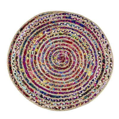 Astoria Indoor/Outdoor Area Rug Rug Size: Round 3