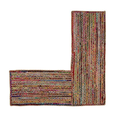 Astoria Area Rug Rug Size: L-Shaped 24 x 68 x 68